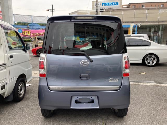 カスタムRS 禁煙車 4WD インタークーラーターボ CD AUX HIDヘッドライト スマートキー オートエアコン AW15インチ 盗難防止システム フルフラット(27枚目)
