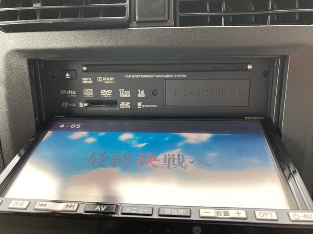クロスアドベンチャーXC 40周年記念車 4WD インタークーラーターボ ワンオーナー リフトアップ ETC ナビ フルセグTV CD DVD USB キーレス AW16インチ シートヒーター(9枚目)