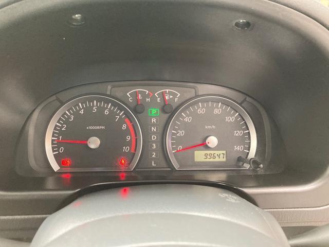 クロスアドベンチャーXC 40周年記念車 4WD インタークーラーターボ ワンオーナー リフトアップ ETC ナビ フルセグTV CD DVD USB キーレス AW16インチ シートヒーター(11枚目)