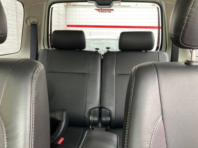 クロスアドベンチャーXC 40周年記念車 4WD インタークーラーターボ ワンオーナー リフトアップ ETC ナビ フルセグTV CD DVD USB キーレス AW16インチ シートヒーター(17枚目)