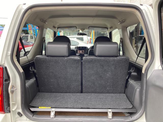 クロスアドベンチャーXC 40周年記念車 4WD インタークーラーターボ ワンオーナー リフトアップ ETC ナビ フルセグTV CD DVD USB キーレス AW16インチ シートヒーター(18枚目)
