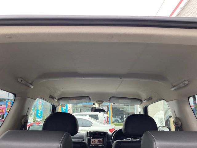 クロスアドベンチャーXC 40周年記念車 4WD インタークーラーターボ ワンオーナー リフトアップ ETC ナビ フルセグTV CD DVD USB キーレス AW16インチ シートヒーター(19枚目)