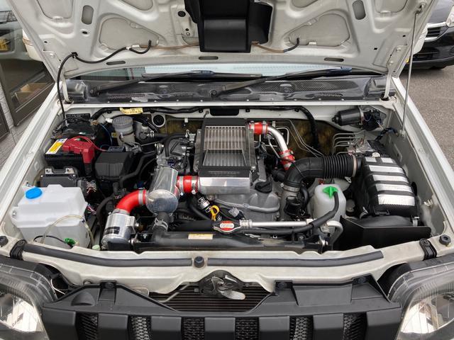 クロスアドベンチャーXC 40周年記念車 4WD インタークーラーターボ ワンオーナー リフトアップ ETC ナビ フルセグTV CD DVD USB キーレス AW16インチ シートヒーター(35枚目)