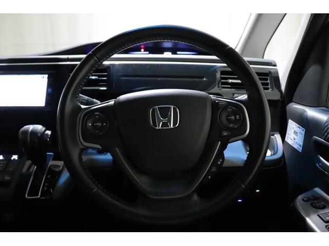 スパーダ 禁煙車 HondaSENSING ETC ナビ バックカメラ LEDヘッドライト 両側電動スライドドア スマートキー(10枚目)