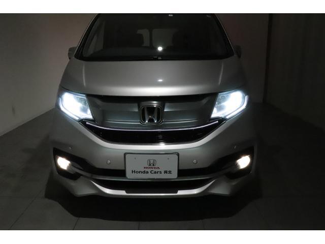 スパーダ 禁煙車 HondaSENSING ETC ナビ バックカメラ LEDヘッドライト 両側電動スライドドア スマートキー(26枚目)
