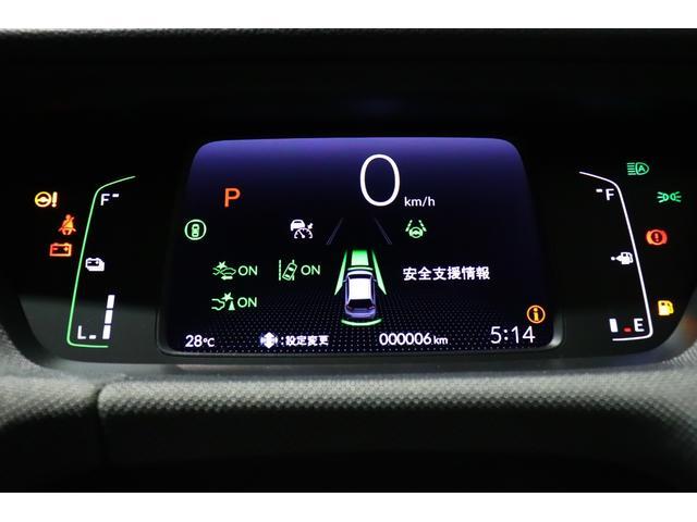 e:HEVクロスター ハイブリッド HondaSENSING ツートーン 純正ナビゲーション 衝突軽減ブレーキ LEDヘッドライト HondaCONNCTforGathers(6枚目)
