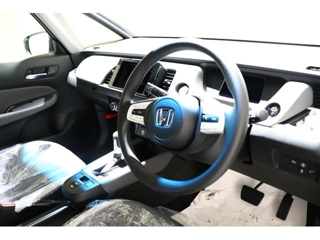 e:HEVクロスター ハイブリッド HondaSENSING ツートーン 純正ナビゲーション 衝突軽減ブレーキ LEDヘッドライト HondaCONNCTforGathers(11枚目)