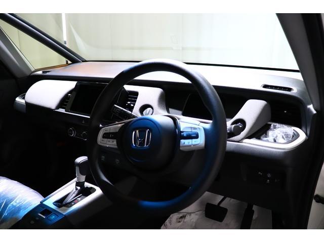 e:HEVクロスター ハイブリッド HondaSENSING ツートーン 純正ナビゲーション 衝突軽減ブレーキ LEDヘッドライト HondaCONNCTforGathers(38枚目)