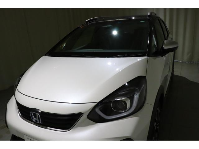 e:HEVクロスター ハイブリッド HondaSENSING ツートーン 純正ナビゲーション 衝突軽減ブレーキ LEDヘッドライト HondaCONNCTforGathers(44枚目)
