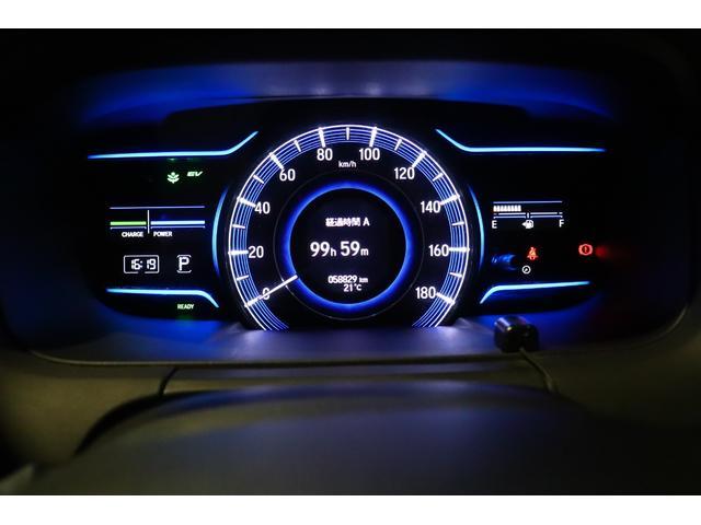 ハイブリッドアブソルート・ホンダセンシングEXパック ワンオーナー/ユーザー買取/ETC車載器/純正ナビゲーション/フリップダウンモニター/バックカメラ/純正ドライブレコーダー/HondaSENSING/LEDルームランプ/大型アームレスト(4枚目)