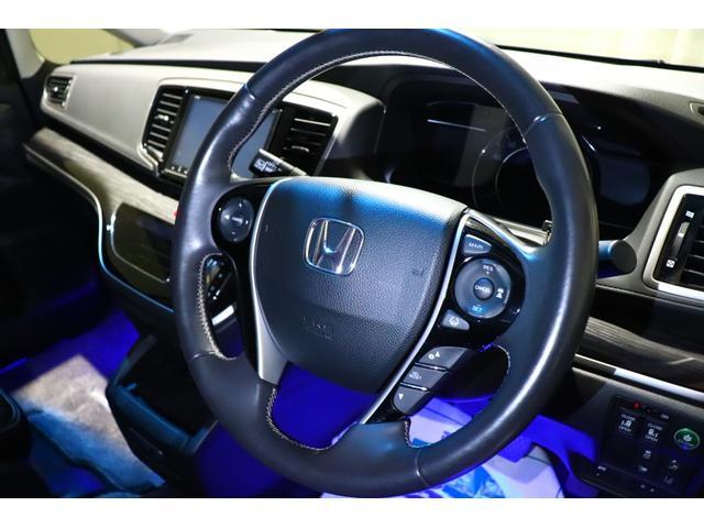 ハイブリッドアブソルート・ホンダセンシングEXパック ワンオーナー/ユーザー買取/ETC車載器/純正ナビゲーション/フリップダウンモニター/バックカメラ/純正ドライブレコーダー/HondaSENSING/LEDルームランプ/大型アームレスト(5枚目)