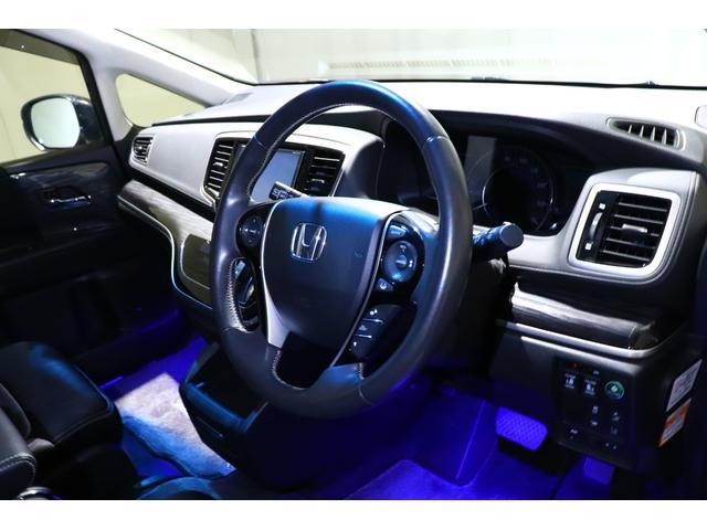 ハイブリッドアブソルート・ホンダセンシングEXパック ワンオーナー/ユーザー買取/ETC車載器/純正ナビゲーション/フリップダウンモニター/バックカメラ/純正ドライブレコーダー/HondaSENSING/LEDルームランプ/大型アームレスト(45枚目)