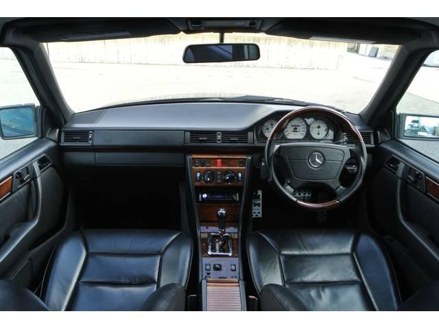 メルセデス・ベンツ M・ベンツ E320T AMG VerIIIフルエアロ 後期モデル