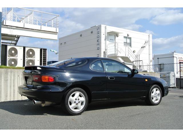 トヨタ セリカ GT-FOUR RC 世界限定5000台モデル 5速MT