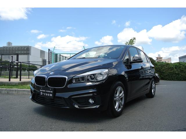 BMW218iアクティブツアラー☆1500ccターボ!32,100キロのお車です!内外装共に綺麗なお車です。