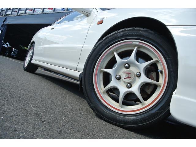 タイプR 5速MT タイプR専用レカロシート モモステ(20枚目)