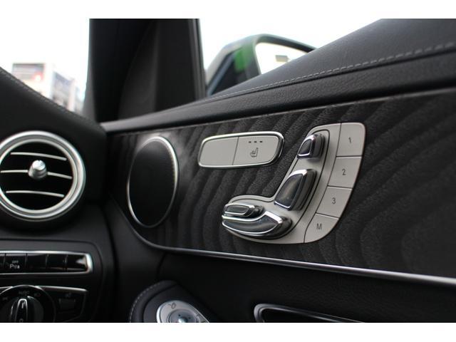 パワーシート&シートヒーター、シートメモリーを装備☆ウッドには高級感あふれる、ブラックアッシュウッドのパネルを使用してります。