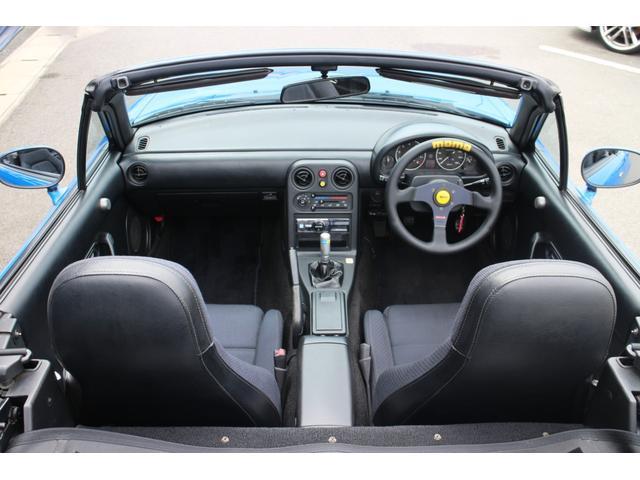 ダッシュパネルやセンターコンソールなど、非常に綺麗な状態です!内装の綺麗なNAをお探しの方必見車両です!