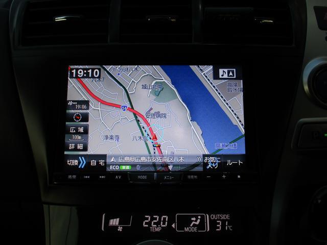 トヨタ プリウスアルファ G 8インチナビ 車高調 全国12ヶ月保証