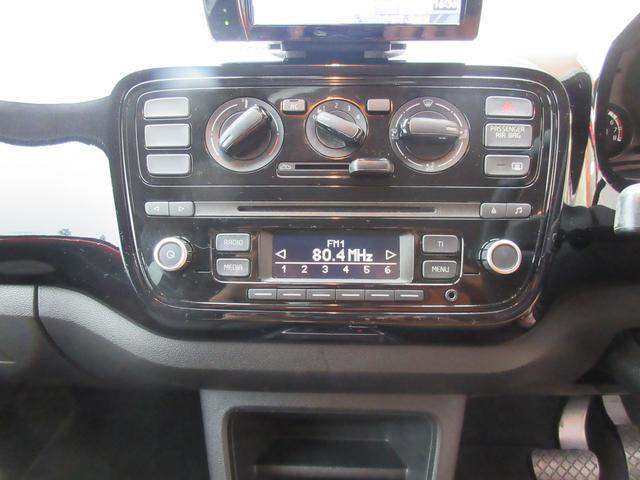 フォルクスワーゲン VW アップ! ムーブ アップ! 社外ナビ ワンセグ