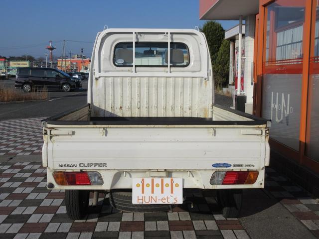 日産 クリッパートラック SD パワステ☆エアコン☆全国3ヶ月保証付