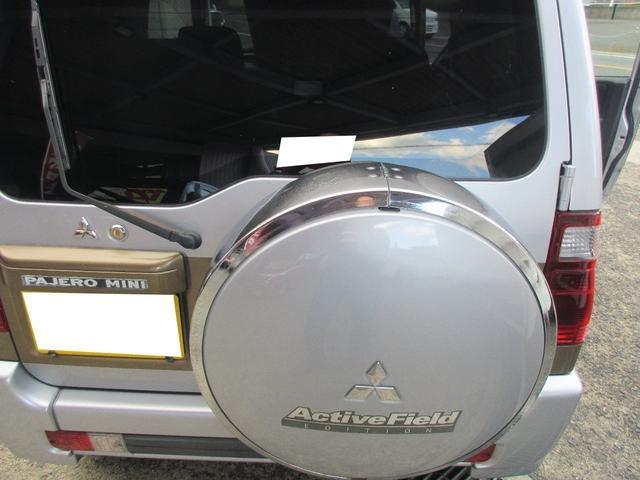 アクティブフィールドエディション 4WDターボ・純正ナビ・ETC・走行54710km(17枚目)
