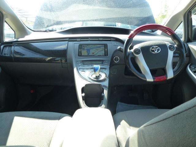 トヨタ プリウス Sツーリングセレクション 19アルミ 車高調 エアロ HDD
