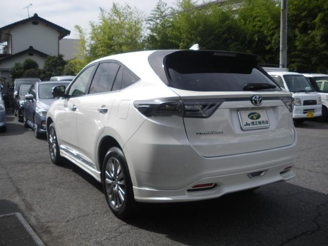 「トヨタ」「ハリアー」「SUV・クロカン」「広島県」の中古車9