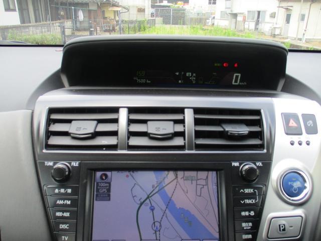 Sツーリングセレクション ガラスルーフ 自動駐車システム LEDライト 純正HDDナビ フルセグTV リヤカメラ 純正17インチAW  ビルトインETC Bluetooth対応 USB入力端子 CD・DVD再生(13枚目)