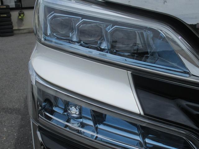 ZR Gエディション ワンオーナー モデリスタ純正エアロ 4WD 後席モニター セーフティセンス 両側パワースライド 三列シート 純正フルセグTVナビ サンルーフ シートエアコン パワーシート ステアリングヒーター(5枚目)