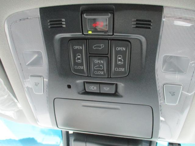 ZR Gエディション ワンオーナー モデリスタ純正エアロ 4WD 後席モニター セーフティセンス 両側パワースライド 三列シート 純正フルセグTVナビ サンルーフ シートエアコン パワーシート ステアリングヒーター(22枚目)