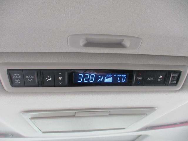 ZR Gエディション ワンオーナー モデリスタ純正エアロ 4WD 後席モニター セーフティセンス 両側パワースライド 三列シート 純正フルセグTVナビ サンルーフ シートエアコン パワーシート ステアリングヒーター(25枚目)
