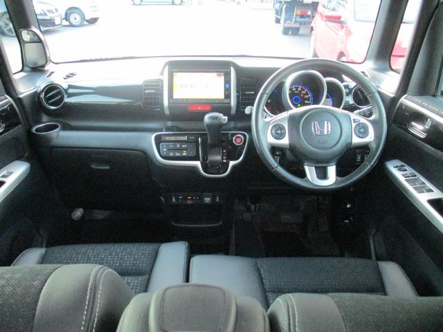 G・ターボLパッケージ 4WD ターボ 両側パワースライドドア 純正ナビ フルセグTV クルーズコントロール オートライト HIDヘッドライト ETC ドラレコ Bluetooth対応 スマートキーエントリー 電動格納ミラー(13枚目)