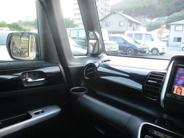 G・ターボLパッケージ 4WD ターボ 両側パワースライドドア 純正ナビ フルセグTV クルーズコントロール オートライト HIDヘッドライト ETC ドラレコ Bluetooth対応 スマートキーエントリー 電動格納ミラー(24枚目)