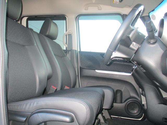 G・ターボLパッケージ 4WD ターボ 両側パワースライドドア 純正ナビ フルセグTV クルーズコントロール オートライト HIDヘッドライト ETC ドラレコ Bluetooth対応 スマートキーエントリー 電動格納ミラー(28枚目)