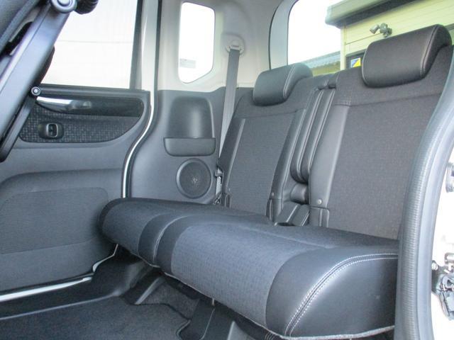 G・ターボLパッケージ 4WD ターボ 両側パワースライドドア 純正ナビ フルセグTV クルーズコントロール オートライト HIDヘッドライト ETC ドラレコ Bluetooth対応 スマートキーエントリー 電動格納ミラー(31枚目)