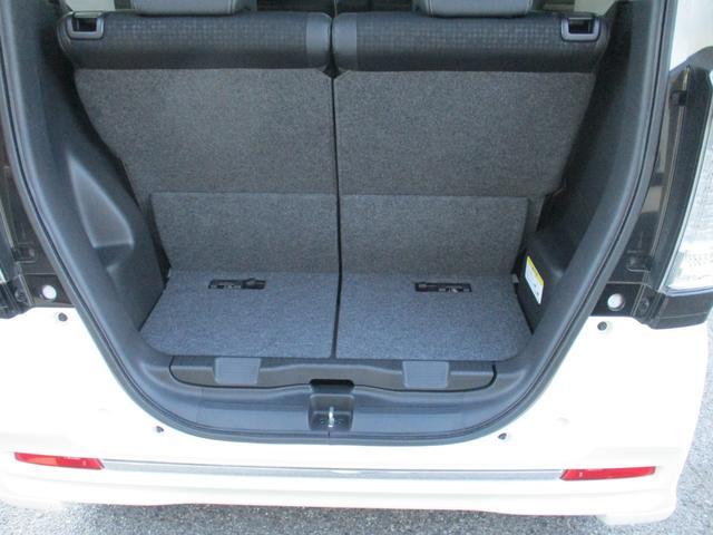 G・ターボLパッケージ 4WD ターボ 両側パワースライドドア 純正ナビ フルセグTV クルーズコントロール オートライト HIDヘッドライト ETC ドラレコ Bluetooth対応 スマートキーエントリー 電動格納ミラー(35枚目)