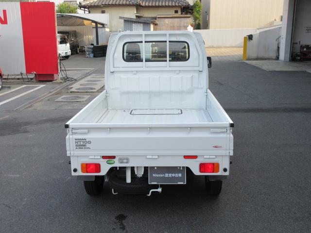 日産 NT100クリッパートラック DX CDデッキ付 マニュアルエアコン