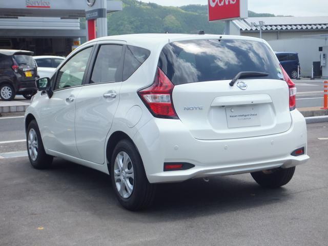 ☆ まだ新しい車ですので、新車の保証がそのまま適用されます♪ ☆全国の日産ディーラーで保証修理が受けられます ☆