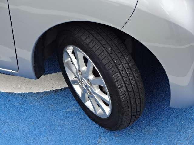 ☆ タイヤの残り溝もバッチリ!すぐに交換なんて悲しいですものね! ☆