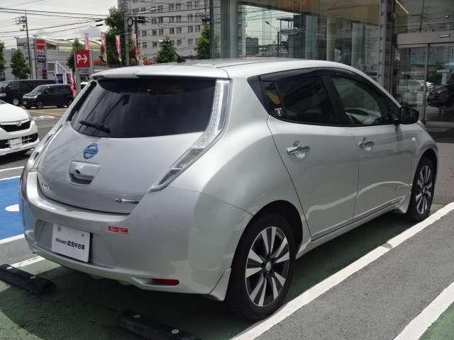 「日産」「リーフ」「コンパクトカー」「広島県」の中古車3