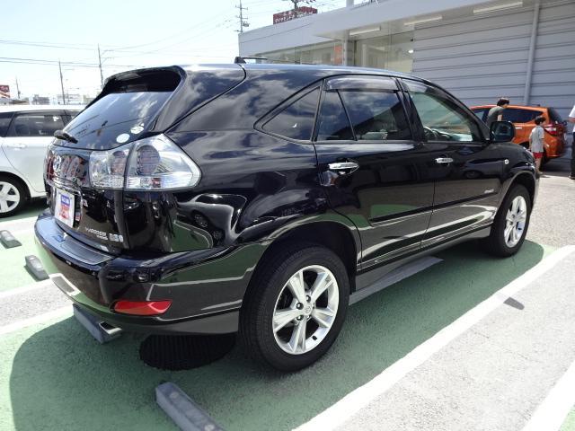 トヨタ ハリアーハイブリッド プレミアムSパッケージ  ワンオーナー禁煙車