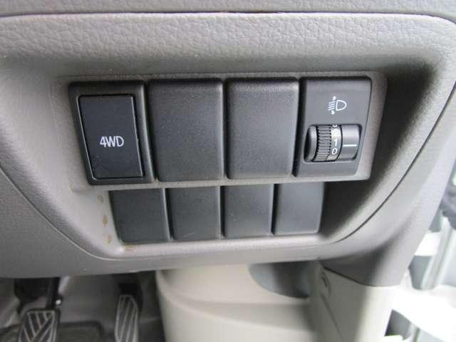 660 DX GLパッケージ ハイルーフ 4WD CDチューナー ETC ワンオーナー(8枚目)