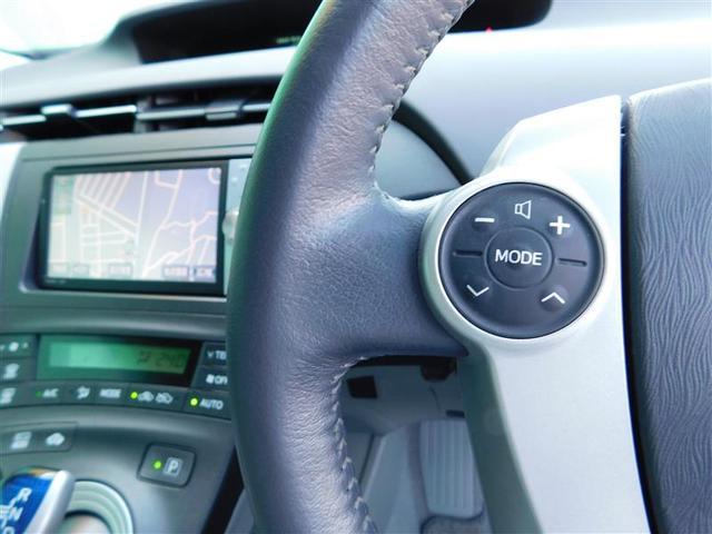 トヨタ プリウス S 純正HDDナビ 全周囲モニター付