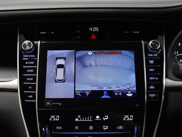 プログレス サンルーフ フルセグ DVD再生 バックカメラ 衝突被害軽減システム ETC ドラレコ LEDヘッドランプ ワンオーナー(9枚目)
