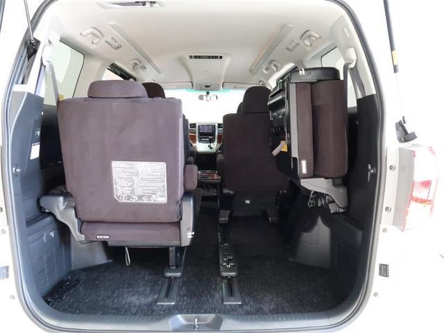 240S プライムセレクションII フルセグ メモリーナビ DVD再生 バックカメラ ETC 両側電動スライド HIDヘッドライト 乗車定員7人 3列シート ワンオーナー(18枚目)