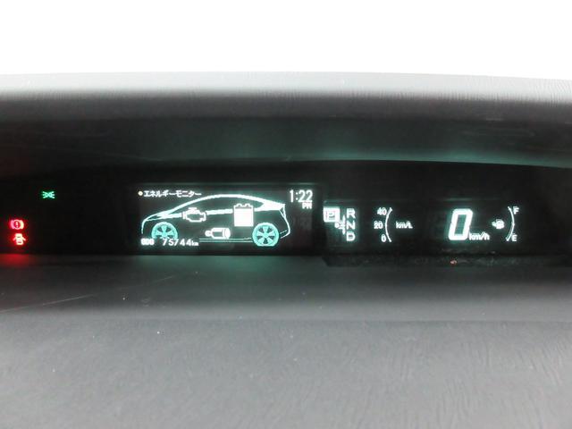 トヨタ プリウス S LEDエディション ナビ Bカメ ETC