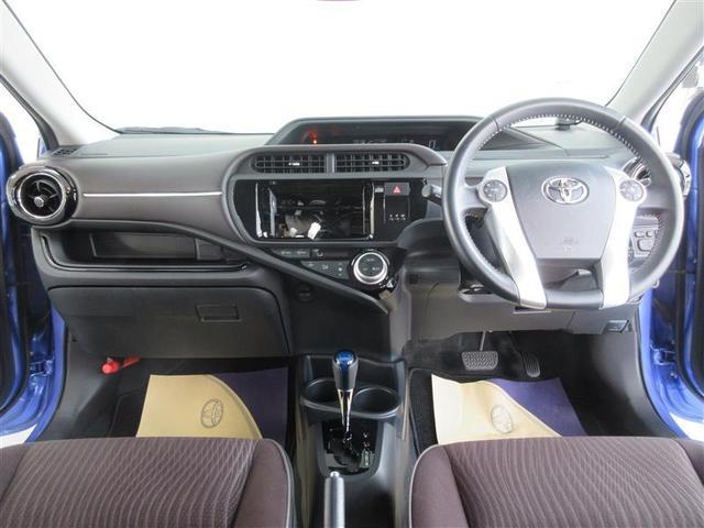先進装備のトヨタセーフティセンス付きです。