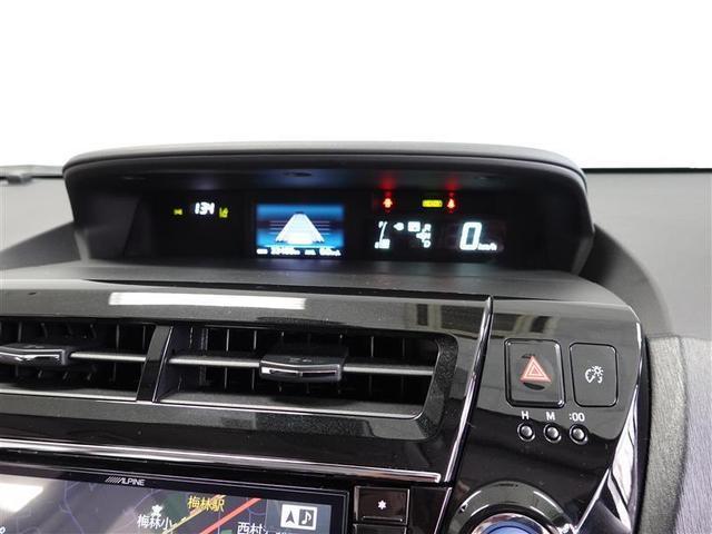 S チューン ブラックII フルセグ メモリーナビ DVD再生 バックカメラ 衝突被害軽減システム ETC HIDヘッドライト ワンオーナー(12枚目)