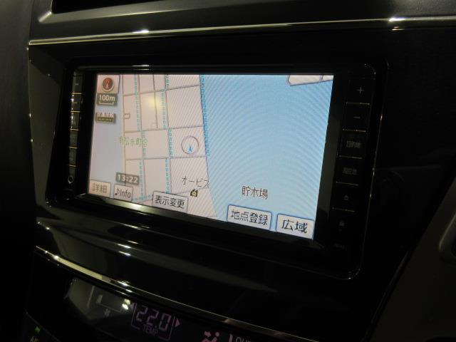 S フルセグ HDDナビ DVD再生 バックカメラ 衝突被害軽減システム ETC LEDヘッドランプ ワンオーナー フルエアロ(8枚目)